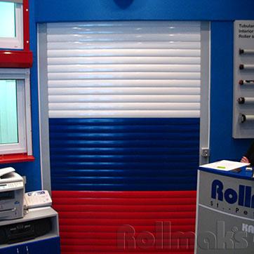 Выставка-офис Rollmaks